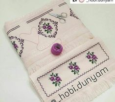 This post was discovered by cennet fındıkçı. Discover (and save!) your own Posts on Unirazi. Wool Embroidery, Cross Stitch Embroidery, Bargello, Cross Stitch Designs, Cross Stitch Patterns, Diy And Crafts, Coin Purse, Towel, My Favorite Things
