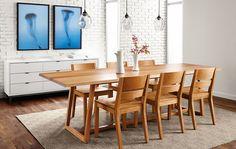 Modern Dining Room Furniture - Room & Board