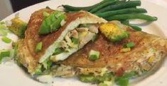 Cena alta en proteína y grasas buenas