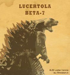 Lucertola Beta-7 Movies, Movie Posters, Art, Art Background, Films, Film Poster, Kunst, Cinema, Movie