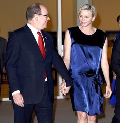 Princess Charlene of Monaco   Charlene Wittstock - who married Prince Albert II, the son of Rainier III and the late Grace Kelly - gave birth to the couple's twins, Prince Jacques Honore Rainier and Princess Gabriella Therese Marie, in December 2014. Monaco's Salic law states that male heirs will take the throne before their older sisters, so Jacques (born two minutes after his sister) will succeed their father as Marquis of Baux.