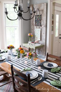 Dining Room Decorati