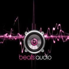Beats Audio pink Beats Headphones, Over Ear Headphones, Beats Audio, Edm, Pink, Pink Hair, Roses