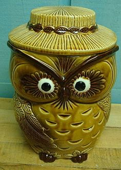 I have this cookie jar