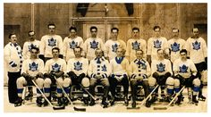 The 1932 Toronto Maple Leafs