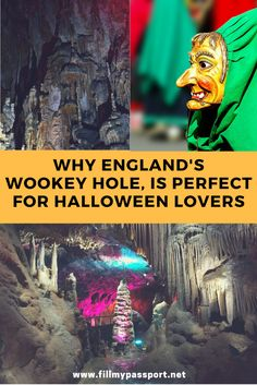 Why England's Wookey Hole is Perfect for Halloween Lovers