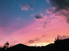 Sky, tumblr, sunset, sunrise, tumblr sunset