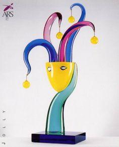 Glass Sculpture Murano