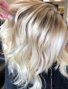 41 Beautiful Butter Blonde Hair Highlights for 2018. Browse this post to see the superfine butter blonde hair colors and blonde highlights for long and medium haircuts in year 2018. Most of the women always think that they will look if they decide to try any shade of blonde hair colors. But we advise all of the women to try the any suitable blonde hair colors in 2018.
