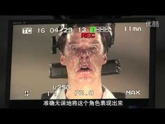 Desolation of Smaug Benedict Cumberbatch behind the scene THIS VIDEO HIS VOICE UNEDITED AND OMG OMGGGG