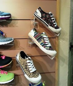 f97ce75e7f7e We ve got sneakers for every occasion including these cute prints from  Rocket Dog.