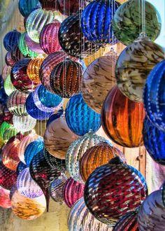 Arizona Renaissance Festival Picture - Glass Blowing