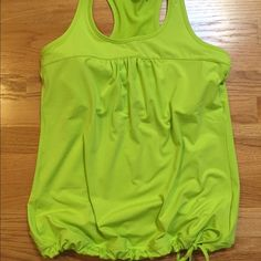 Athleta tank size Medium only washed and wore once so in excellent condition. Athleta Tops Tank Tops