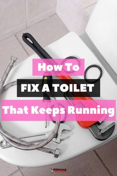 How to Fix a Running Toilet With a Ball Float: A Detailed Guide Bidet Toilet Seat, Dual Flush Toilet, Portable Toilet, Keep Running, Toilet Bowl, Designer Shoes, Toilet Ideas, Toilets, Toilet