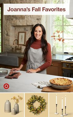 Check out Joanna Gaines' fall favorites, from wreaths & candles to farmhouse decor, to create cozy & comforting spaces. Joanna Gaines Design, Joanna Gaines Style, Chip And Joanna Gaines, Joanna Gaines Family, Fall Home Decor, Autumn Home, Gaines Fixer Upper, Magnolia Homes, Magnolia Market