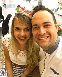 Nosso aniversário de 8 anos de casamento. Somos gratos a Deus por cada um desses dias Deus é bom e fiel.