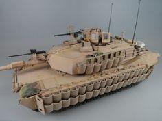 M1A2 Tusk II Abrams