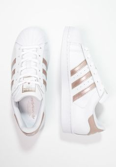 reputable site fc6c4 320e2 Adidas Adidas Originals Superstar, Rose Gold Adidas Superstar, Addidas  Superstar, Tenis Adidas,
