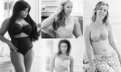 The inspirational role models in lingerie brand Panache's new campaign