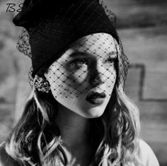 Cheap hat and cap, Buy Quality hat distributor directly from China cap Suppliers: 2016 New Wave of Small Fragrant Autumn and Winter Retro High Quality Mesh Veil Hat Knit Wool Cap British Style Hat HOT