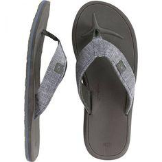O'Neill Nacho Libre Men's Sandal Footwear, color: Black | Dark Brown | Dark Charcoal | Dark Navy | Khaki | Military Green, category/department: men-sandals