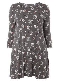 Shop the latest plus size clothing from Evans in sizes Update your spring wardrobe with new in dresses, swimwear, denim & more. Plus Size Outfits, Fashion Beauty, Cute Outfits, Tunic, Grey, Evans, Swimwear, Prints, Model