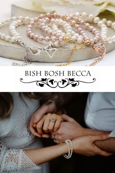 For a bride to find pearl jewellery ideas for her alternative rustic beach wedding. Create the perfect simple outdoor wedding that is unique and special Beach Elopement, Elopement Wedding, Elope Wedding, Wedding Shoot, Bridal Jewellery Inspiration, Wedding Jewelry, Devon Beach, Rustic Boho Wedding, Sophisticated Bride
