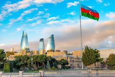 The wonders of Azerbaijan Solo female holidays are on the rise in Azerbaijan owing to its cosmopolitan culture and great connectivity across the country. More importantly, Azerbaijani people are kn… Azerbaijan Travel, Baku City, Mountain Waterfall, Hindu Temple, Palace Hotel, Birds Eye View, Natural Resources, Dance The Night Away, Travel And Leisure