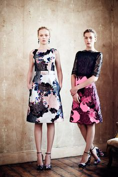 Erdem Resort 2013 - Review - Collections - Vogue