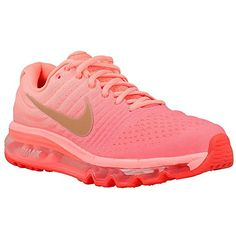 af8073d2b96 Girls  Air Max 2017 (GS) Running Shoe Fashion 2018