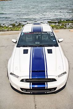 One Bad 2013 GT500 Mustang That Tears Off More Than 230 MPH at the Texas Mile…