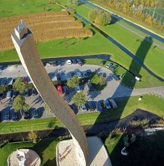 World's highest climbing wall in the Netherlands