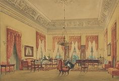 J. POZZANA, 1830-1840  INTERIOR SCENEhttp://www.christies.com