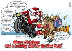 Weihnachtsbilder Motorrad.Die 13 Besten Bilder Von Christmas Motorcycle Illustrations In 2018