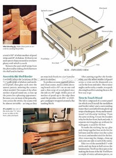 #1508 Jewelry Box Plans - Woodworking Plans