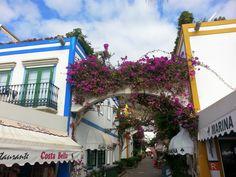 'Altstadt Puerto de Mogan' aus dem Reiseblog 'Über Weihnachten auf den Kanaren: Urlaub im Dorado Beach auf Gran Canaria'