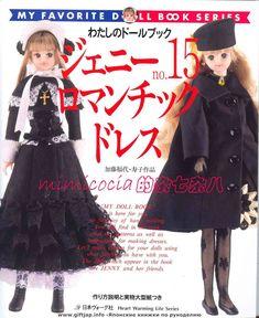 My favorite doll book 15 Jenny - Diana Gil - Picasa Webalbums Barbie Sewing Patterns, Doll Dress Patterns, Clothing Patterns, Picasa Web Albums, Doll Tutorial, Barbie Collection, Barbie Dress, Barbie Doll, Diy Doll
