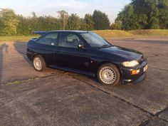 Looking for a Ford Escort Rs Cosworth Montecarlo Petrol Manual 1994/l? This one is on eBay.