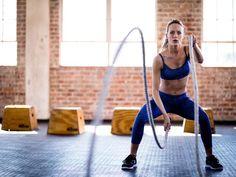 Battle Rope: Dieses Ganzkörper-Workout macht dich fit für den Sommer