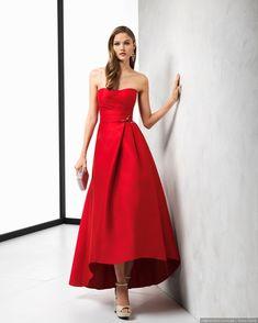 Vestidos elegantes para asistir a boda