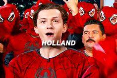 One shots de Peter Parker aka Spider-Man aka Tom Holland. #fanfic # Fanfic # amreading # books # wattpad