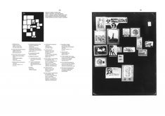 The Mnemosyne Atlas, Aby Warburg – The Absorption of the Expressive Values of the Past – SOCKS