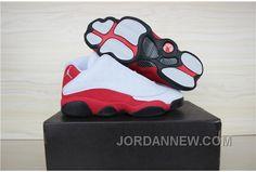 http://www.jordannew.com/mens-air-jordan-13-low-white-blackvarsity-red-shoes-for-sale-top-deals.html MENS AIR JORDAN 13 LOW WHITE/BLACK-VARSITY RED SHOES FOR SALE TOP DEALS Only $92.00 , Free Shipping!