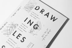 DRAWING LESSONS 1