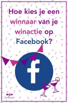 Je mag van Facebook best een winactie voerenop de tijdlijn, maar hoe doe je dat dan en hoe kies je de winnaars? Facebook Marketing, Calm