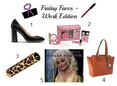 Goodies for the working girl, on the blog today!