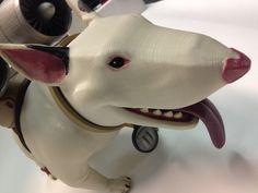 Bold Machines: Margo's Dog named Eddie by boldmachines - Thingiverse