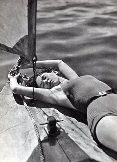 Hein Gorny (DE) • « Bain de soleil » • 1936