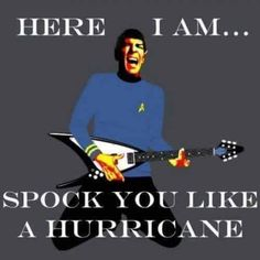 Star Trek: Spock Rock