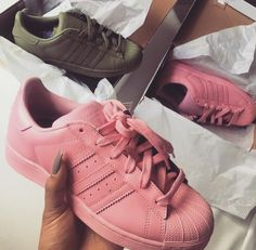 Adidas superstar super color